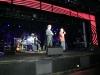 Joe Esposito und Jerry Schilling eröffnen das Konzert