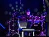 Ronnie Tutt am Schlagzeug