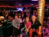 Sabine Kraus und Helmut Radermacher in der Bliss Lounge